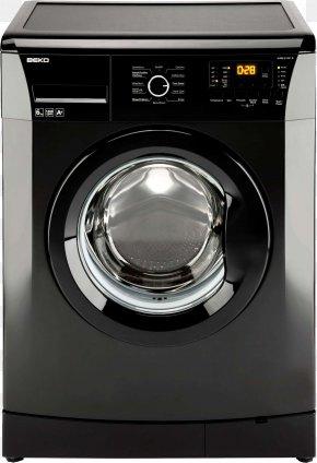 Washing Machine - Washing Machine Beko Home Appliance Clothes Dryer Kitchen Stove PNG