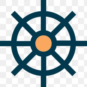 Helm - Ship's Wheel Computer Icons Boat Clip Art PNG