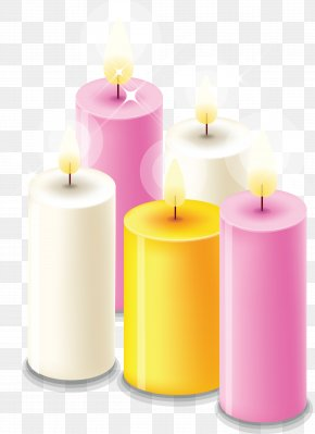 Candle - Birthday Cake Candle Clip Art PNG
