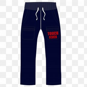 Jeans - Jeans Trousers Brand Font PNG