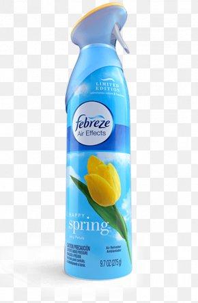 Summer Pull Down - Febreze Air Fresheners Aerosol Spray Perfume Odor PNG