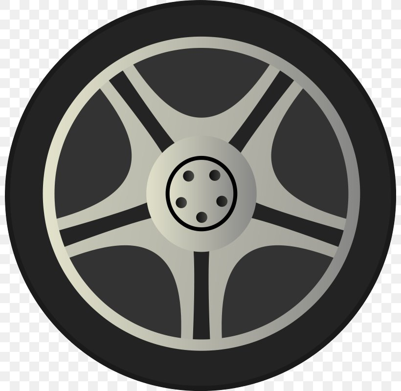 Wheel Car Clip Art, PNG, 800x800px, Car, Alloy Wheel, Automotive Tire, Bicycle, Bicycle Wheels Download Free