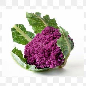 Cauliflower - Cauliflower Romanesco Broccoli Vegetable Fruit PNG