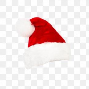 Santa Hat - Santa Claus Christmas Hat PNG