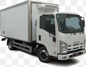 Truck - Car Truck Van PNG