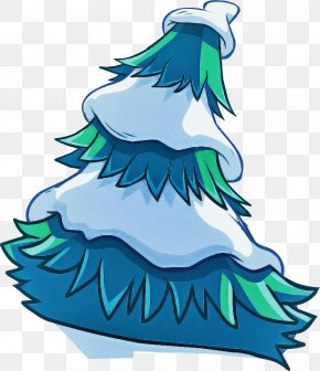 Wing Pine Family - Christmas Tree PNG