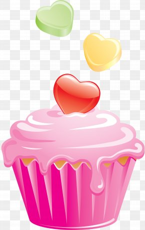 Cupcake - Cupcake Muffin Birthday Cake Chocolate Cake Clip Art PNG