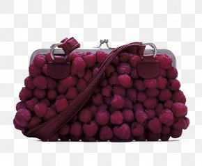 Cherry Bag - Food Taste Eating Fashion Accessory PNG