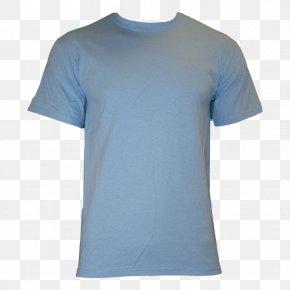 Light Blue - T-shirt Hoodie Polo Shirt Clothing PNG