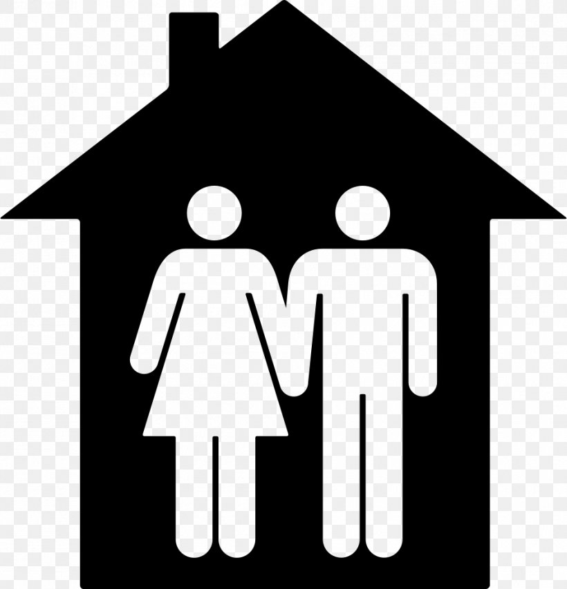 Clip Art Home House Image, PNG, 942x980px, Home, Apartment, Area, Black, Black And White Download Free