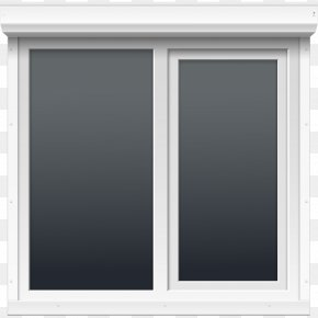 Aluminium Windows Night - Window Aluminium Alloy PNG