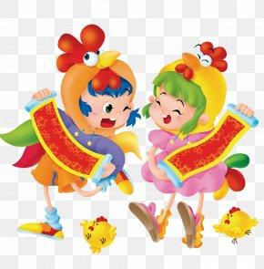 Rooster Cartoon Boys And Girls - Foghorn Leghorn Chicken Cal Cartoon Rooster PNG