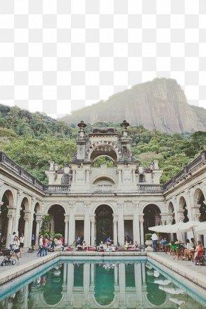 Views Of Rio De Janeiro, Brazil - Christ The Redeemer Parque Lage Ipanema Corcovado Dubrovnik PNG