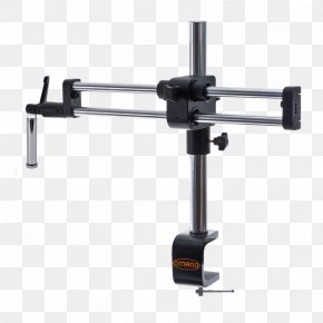 Stereo Microscope - Tool C-clamp Stereo Microscope PNG