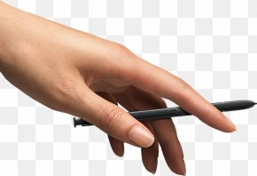 Hand Holding A Pen - Samsung Galaxy Note FE Samsung Galaxy Note 7 Samsung Galaxy Note 8 LTE PNG