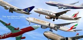 Aeroplane - Airplane Aircraft Flight Wallpaper PNG