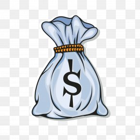 Vector Money Bag - Money Bag Euclidean Vector PNG