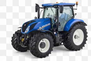 Holland - New Holland Agriculture Tractor Agricultural Machinery Baler PNG