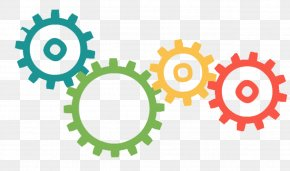 Color Gears - Company Industry Service Management Nearfield Systems Inc. PNG