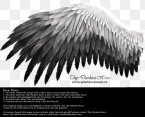 Wings - DeviantArt Artist White Work Of Art PNG