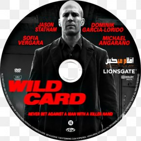 Thug Playing Cards - Jason Statham Wild Card Nick Escalante Film Blu-ray Disc PNG