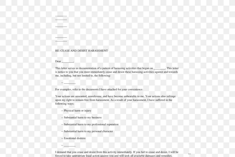 Sample Cease And Desist Letter Trademark Infringement from img.favpng.com