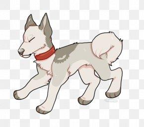 Puppy - Dog Breed Siberian Husky Puppy Clip Art PNG