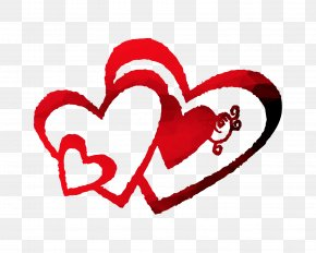 Valentine's Day Clip Art Heart Portable Network Graphics Image PNG