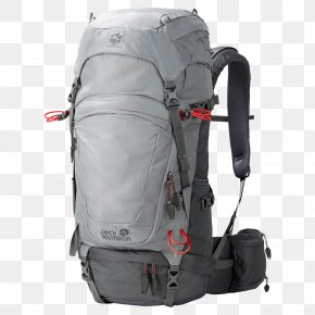 Backpack - Backpack Jack Wolfskin Hiking Trail Outdoor Recreation PNG