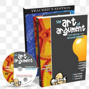 Teacher - The Art Of Argument: An Introduction To The Informal Fallacies The Art Of Argument: Teacher's Edition Fallacy Academic Writing PNG