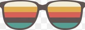 RETRO SUNGLASSES - Sunglasses Interlude Lounge Retro Style PNG