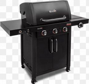 Barbecue - Barbecue Grilling Char-broil SmartChef TRU-Infrared 463346017 Cooking PNG