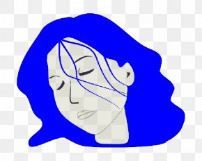 Sleeping Women - Clip Art Vector Graphics Image Free Content PNG