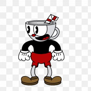 Cuphead Bendy And The Ink Machine Cartoon Clip Art PNG