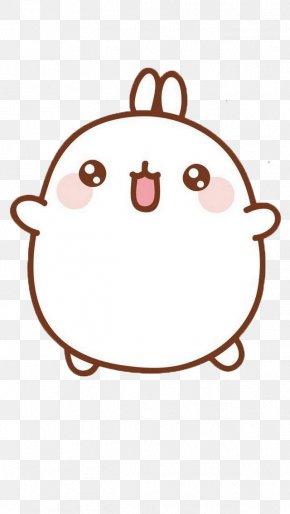 A Rabbit - Paper Kavaii Hello Kitty Sticker Wallpaper PNG
