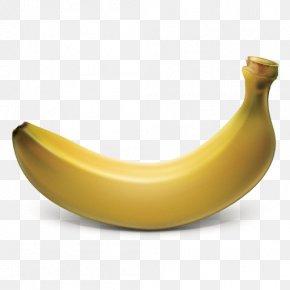 Banana Cartoon Icon - Banana Icon PNG
