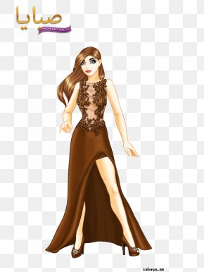 Dress - Lady Popular Dress Fashion Game Clothing Accessories PNG