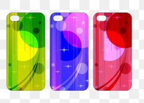 Textured Color Colorful Phone Case - Smartphone Mobile Phone Designer PNG