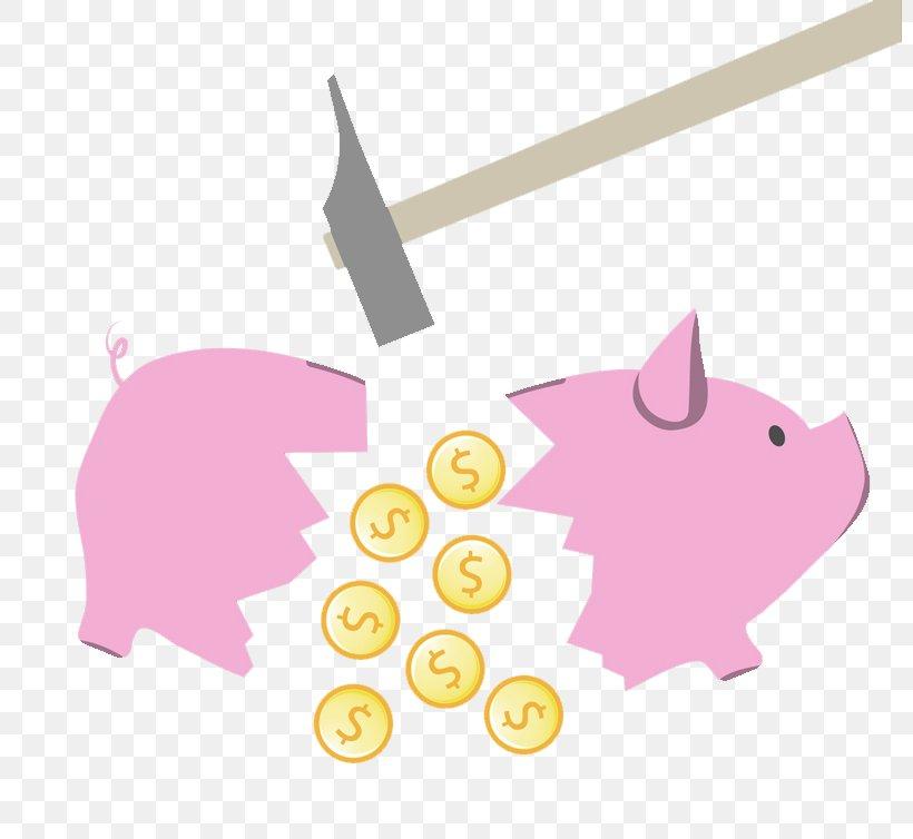 Euclidean Vector Piggy Bank, PNG, 800x754px, Piggy Bank, Cartoon, Cat, Coin, Drawing Download Free
