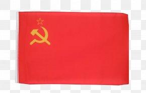 Soviet Union - Flag Of The Soviet Union Flag Of The Soviet Union Fahne PNG