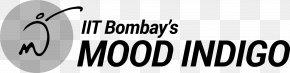 Indigo Logo - Indian Institute Of Technology Bombay Mood Indigo Logo YouTube Reality Television PNG