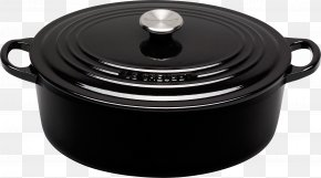 Cooking Pan Image - Le Creuset Dutch Oven Cast Iron Cookware And Bakeware PNG