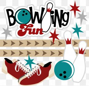 Funny Fundraiser Cliparts - Ten-pin Bowling Party Desert Lanes Clip Art PNG