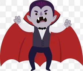 Vampire Duke - Vampire Illustration PNG