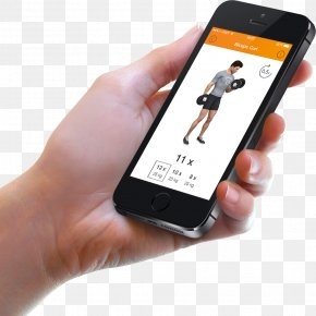 Fitness Coach - Mobile App Application Software App Store IPhone Handheld Devices PNG