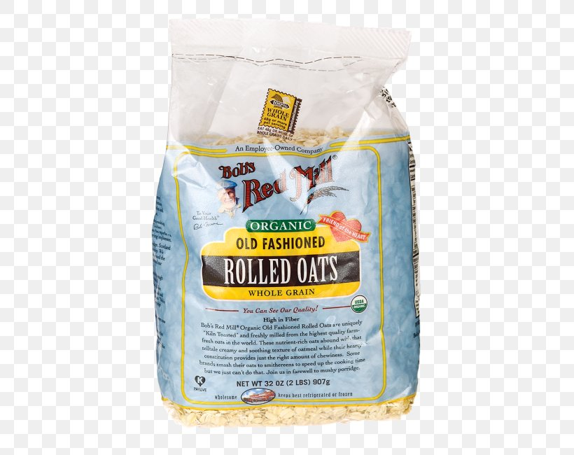 Organic Food Bob's Red Mill Rolled Oats