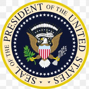 President House Cliparts - Seal Of The President Of The United States US Presidential Election 2016 Great Seal Of The United States PNG