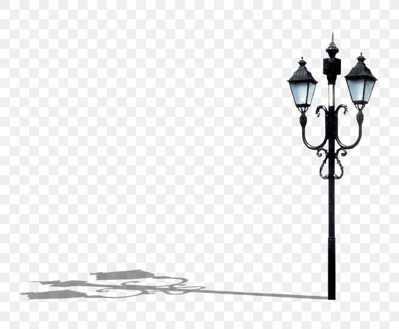 Street Light, PNG, 795x676px, Street Light, Black And White, Light Fixture, Lighting, Monochrome Download Free