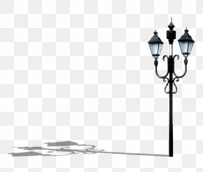 Decorative Street Lights - Street Light PNG