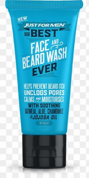 Beard - Just For Men Beard Oil Hair Conditioner Moisturizer PNG